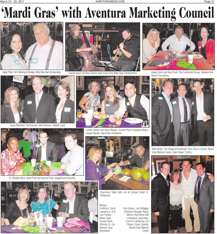 Aventura News 3 22 2011 by Community Newspapers - issuu