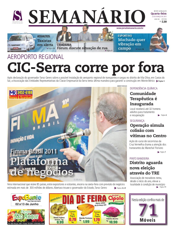 84524c7ea4 23 03 2011 - JORNAL SEMANÁRIO by jornal semanario - issuu