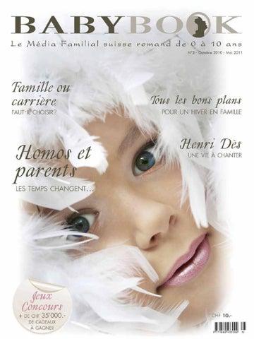 Babybook Enfant - Nº3 - Automne   Hiver 2010 2011 by BABYBOOK ... 877f27fc84f