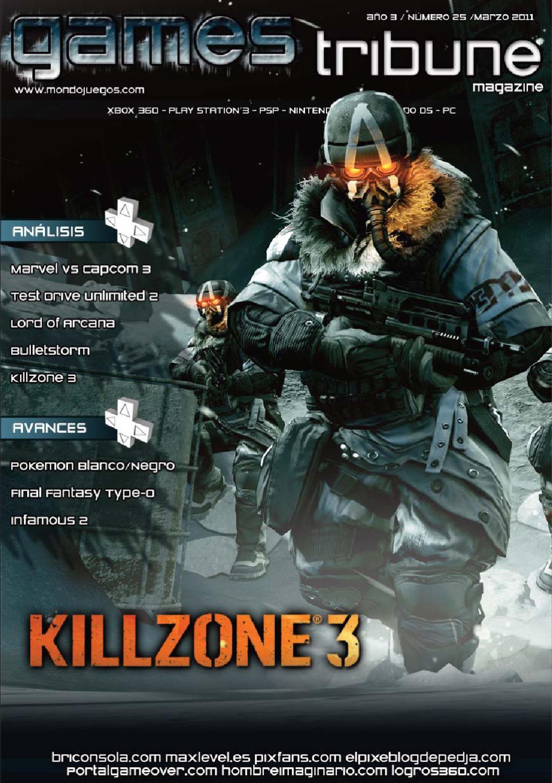 Games Tribune #25, Marzo 2011 by GTM (Games Tribune Magazine) - issuu