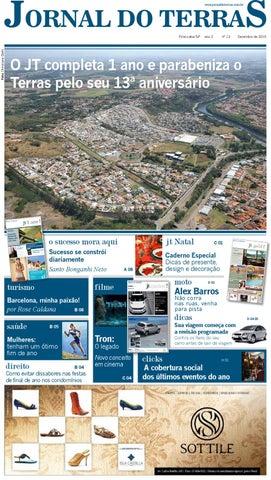 aa1e39ab4b4e5 Jornal do Terras - Dezembro 2010 by Vegas mídia - issuu