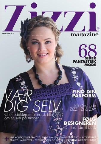 6e9c6a3b445d Zizzi Magazine Efterår 2009 by www.mackayzee.dk - issuu