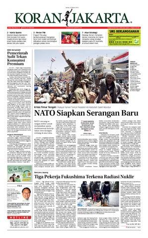 EDISI 986 - 25 MARET 2011 by PT. Berita Nusantara - issuu b1c6e5cf3a