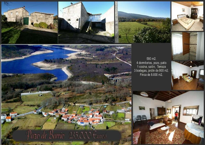 Casas rusticas de galicia y norte de portugal by beni - Casas rusticas galicia ...