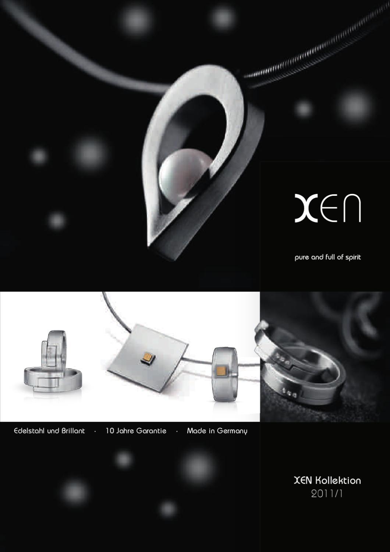 Verkaufshandbuch/Katalog XEN by Goldschmiede Markus Urban e.U. - issuu