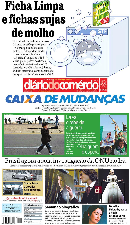 Diário do Comércio by Diário do Comércio - issuu 07bdc20136
