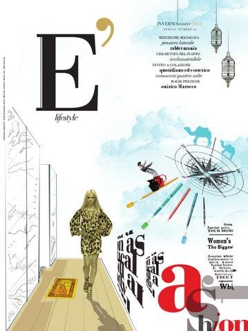 E  Lifestyle anno IV numero 14 by Sergio De Luca - issuu 2b2c11ef685