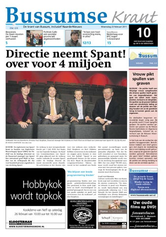 Bussumse Krant 23 maart 2011 by Enter Media - issuu 1d4e54f41862