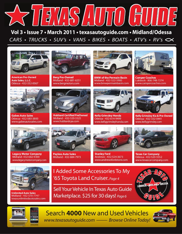 Berg Motors Midland - impremedia.net