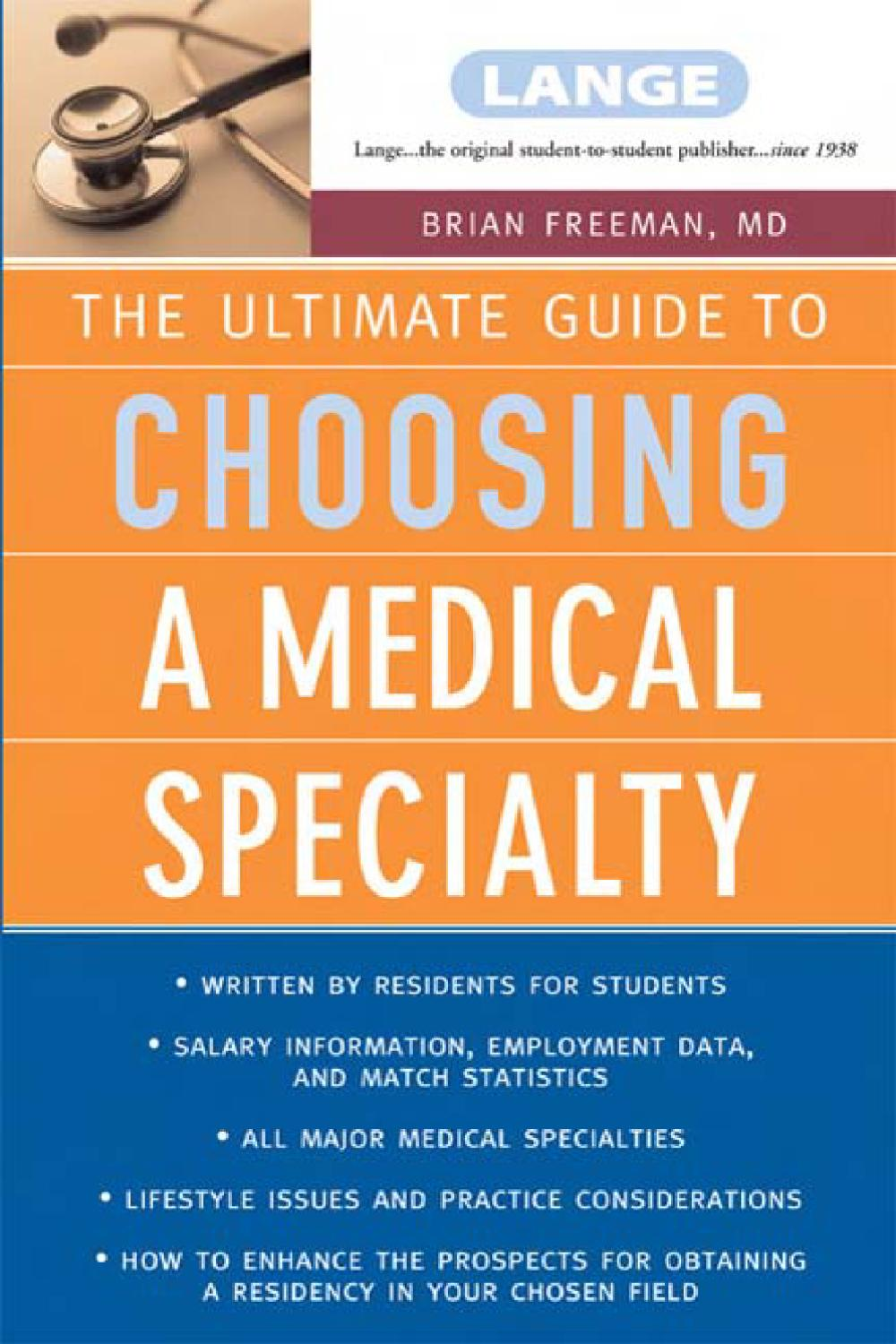 The ultimate guide to choose medical specialty by leena koshak issuu fandeluxe Image collections