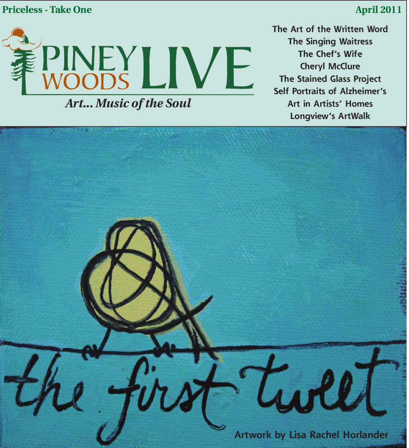 Piney Woods Live April 2011 by Piney Woods Live Magazine issuu
