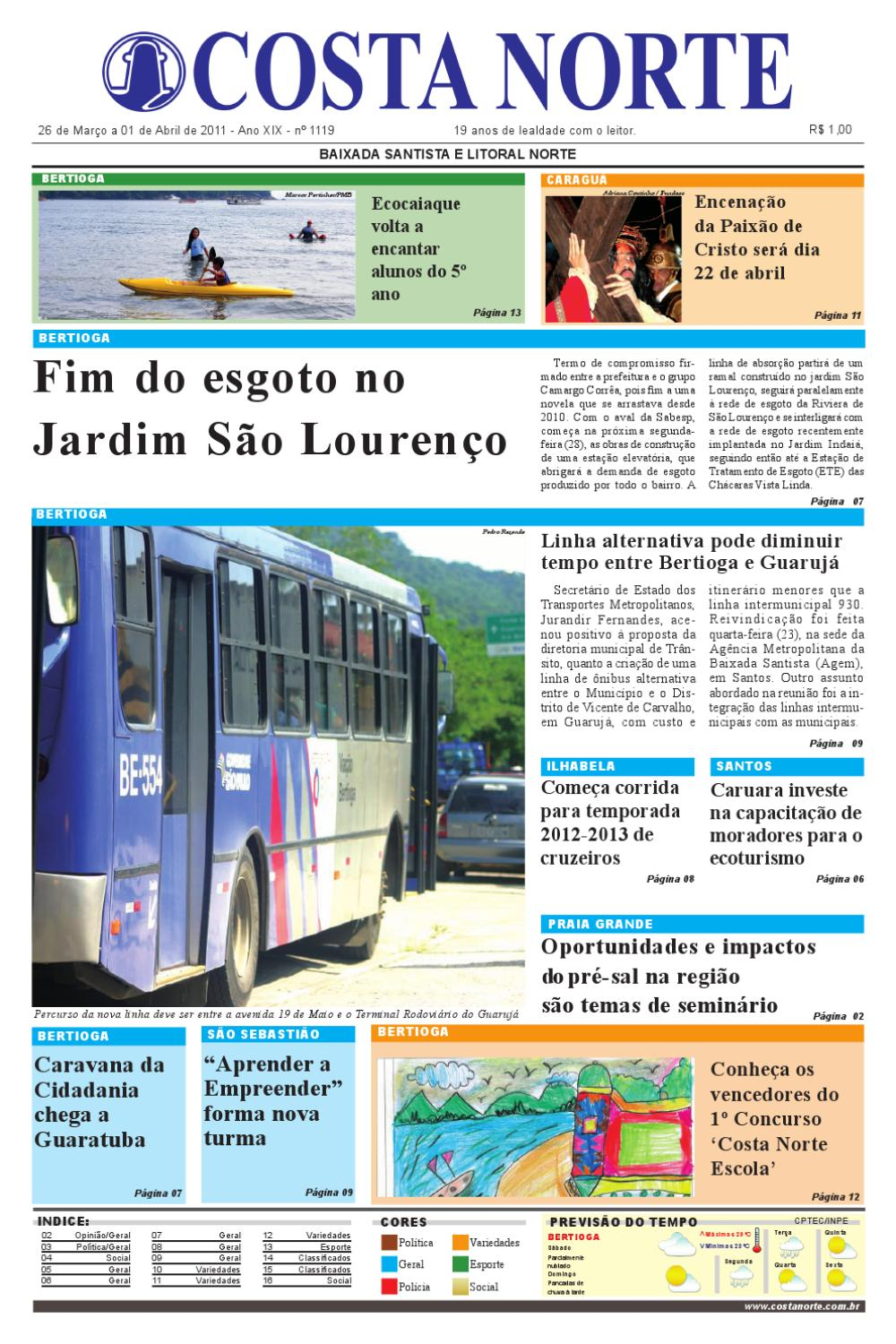 Jornal Costa Norte by Costa Norte - issuu 66e6ea9006bd5