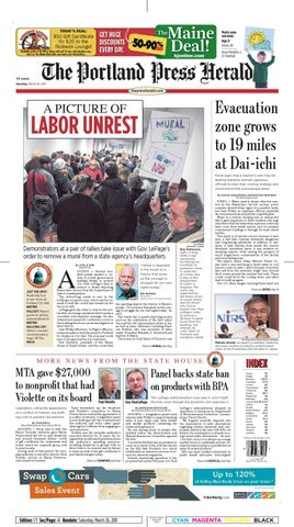 Portland Press Herald 3-26 by The Wilkes-Barre Publishing Company