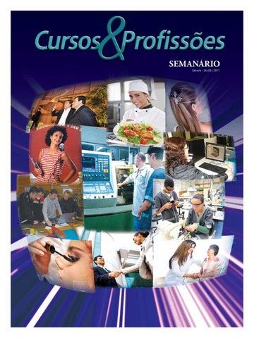 84df78411 Especial Cursos & Profissões - 26/03/2011 - JORNAL SEMANÁRIO