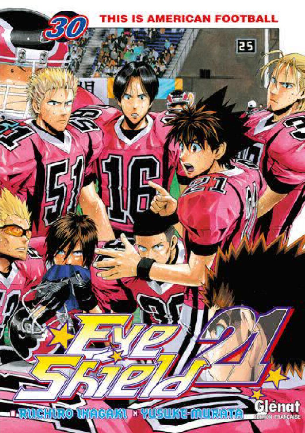 1 TÉLÉCHARGER 21 SCAN EYESHIELD TOME
