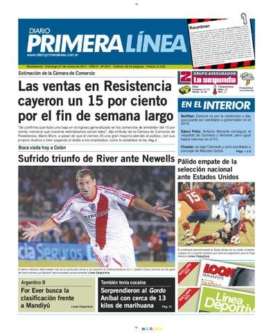 42343043a3 Primera Linea 3011 27-03-11 by Diario Primera Linea - issuu