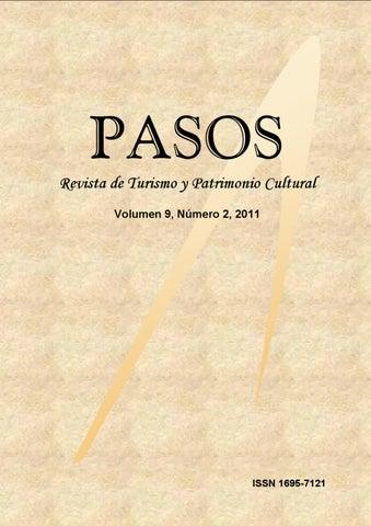 Pasos rtpc 92 by pasos revista de turismo y patrimonio cultural page 1 ccuart Choice Image