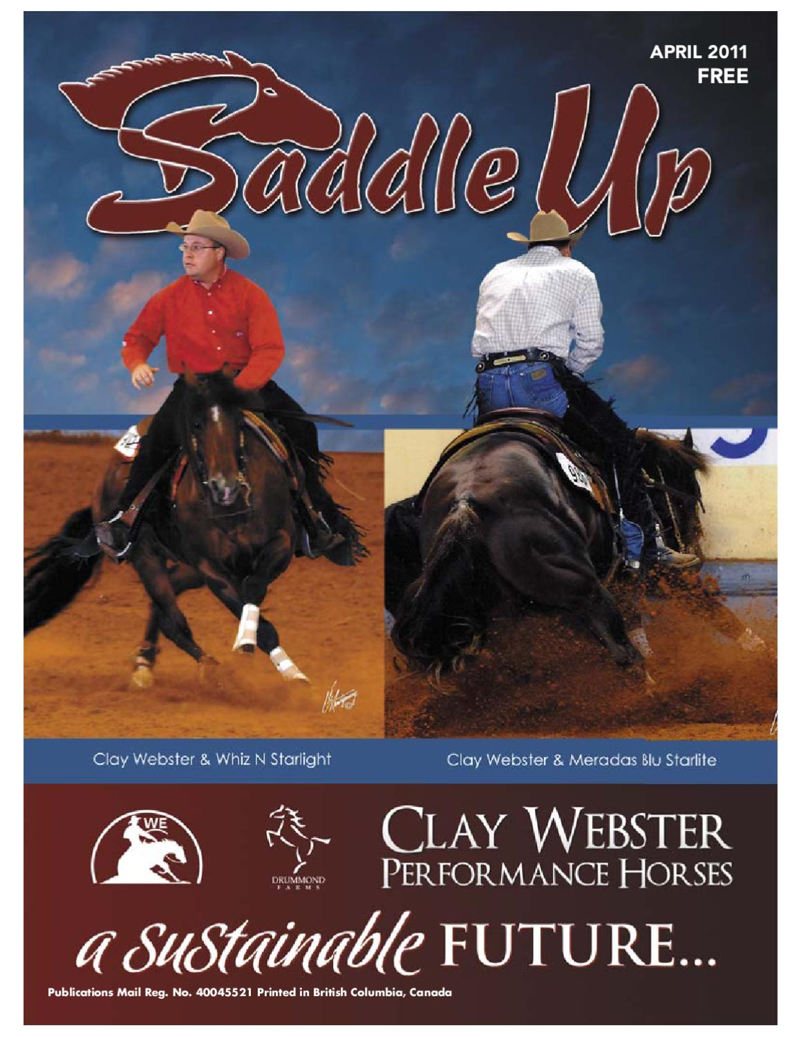 Saddle Up April 2011 by Saddle Up magazine - issuu