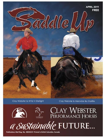 b45e1380e17 Saddle Up April 2011 by Saddle Up magazine - issuu