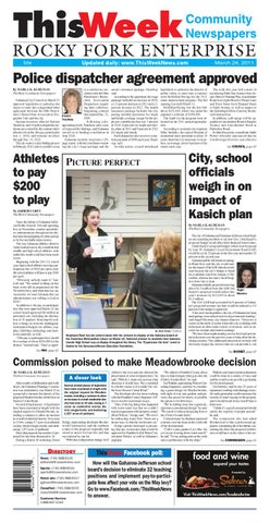 Thisweek Gahanna 3 24 By The Columbus Dispatch Issuu