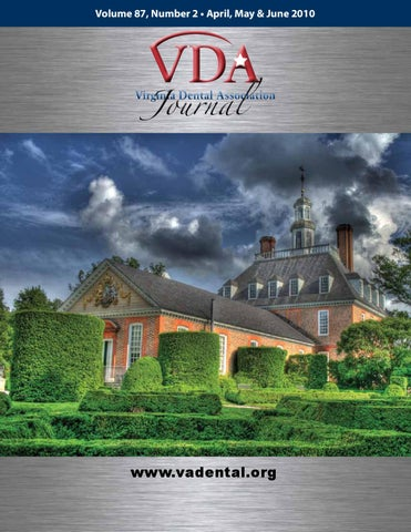 Vda journal vol 87 number 2 april june 2010