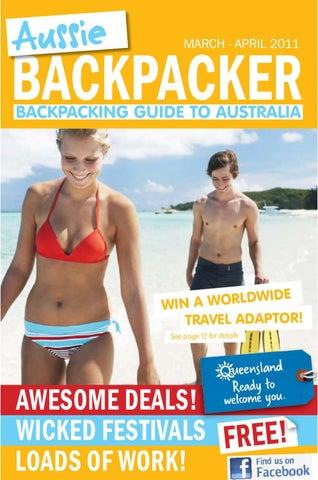 d1a2a7f8ba894 Aussie Backpacker by Nikki Hammon - issuu