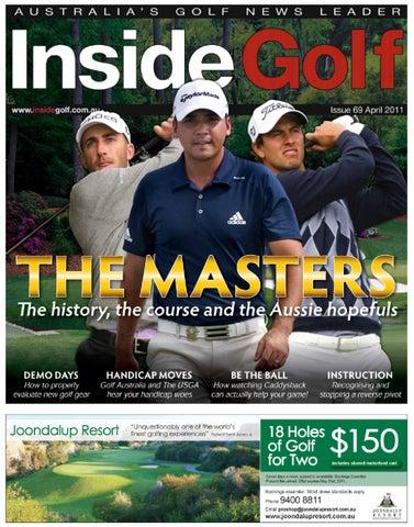 fbbeeb97dea Issue 69 Inside Golf by Inside Golf - issuu
