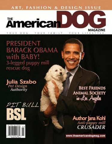 7f67b24482a The American Dog Magazine - Winter 2009 by The American Dog Magazine ...