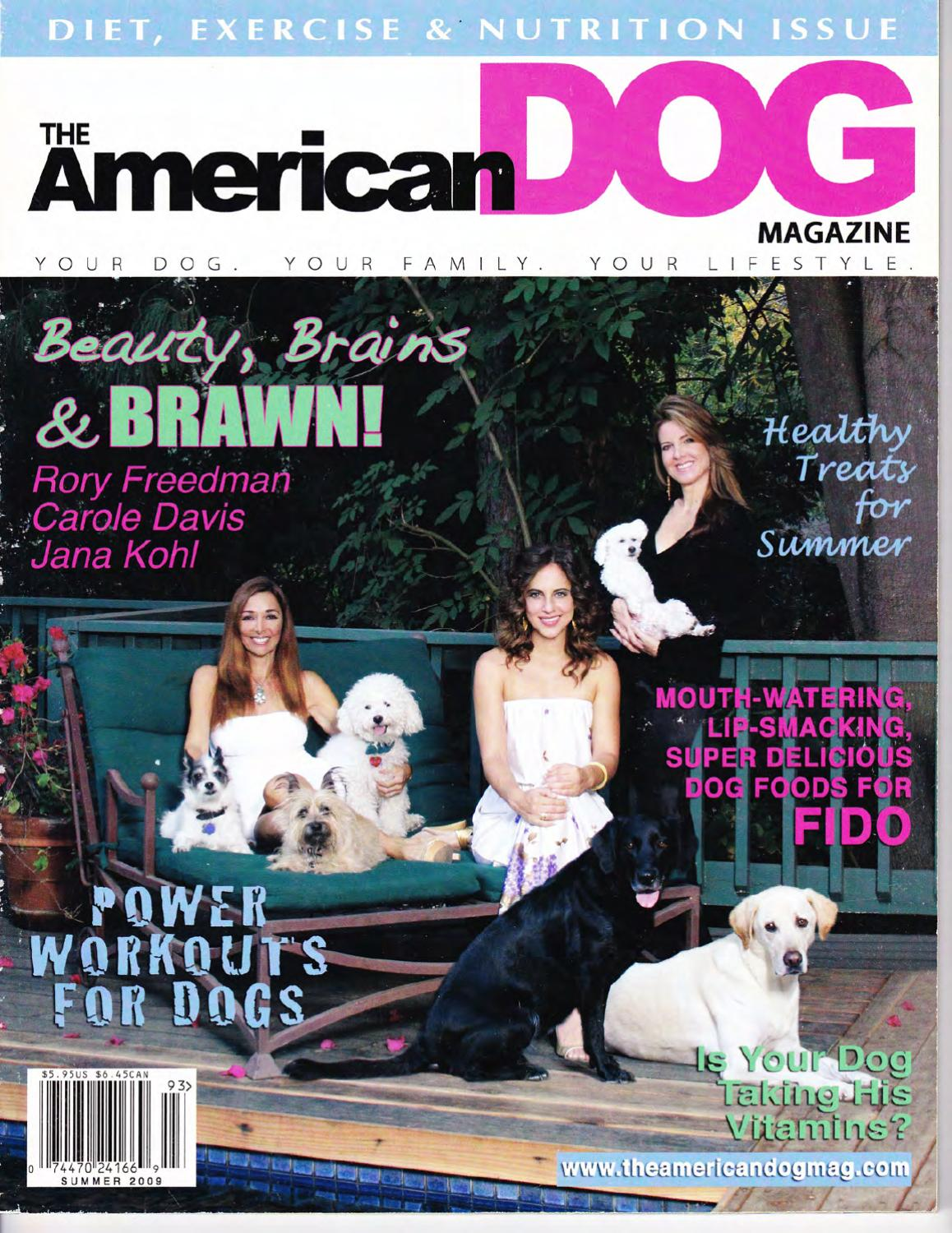 The American Dog Magazine - Summer 2009 by The American Dog Magazine