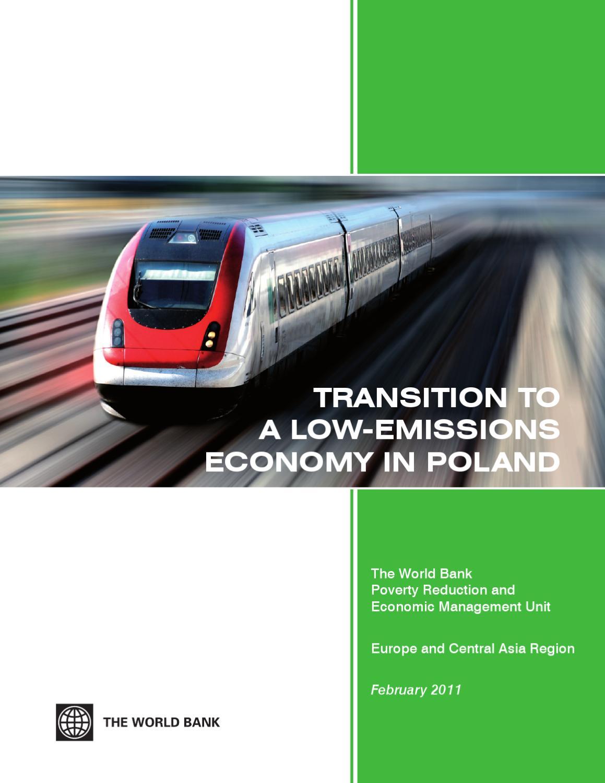 poland economic transition