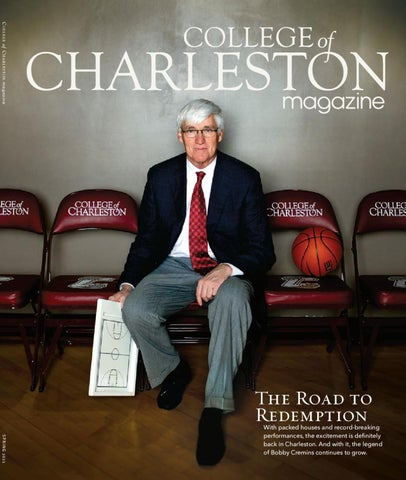 College Of Charleston Magazine Spring 2011 By College Of Charleston