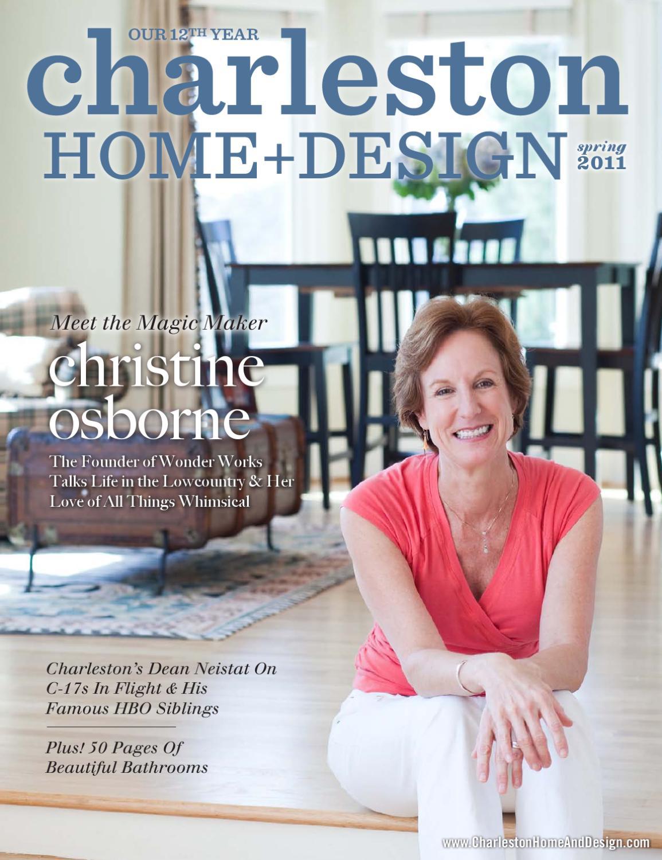 Charleston Home + Design Magazine - Spring 2013 by Charleston Home ...
