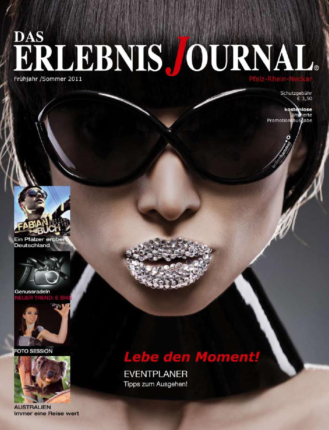 Erlebnis Journal Frühjahr/Sommer 2011 by you to web - issuu