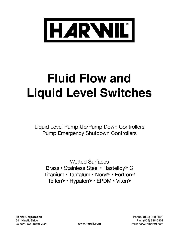 Harwil: General Catalog by Sensit - issuu