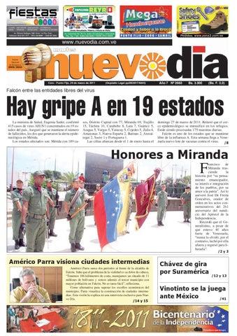 0b1e3827c9f45 Diario Nuevodia Martes 29-03-2011 by Diario Nuevo Día - issuu
