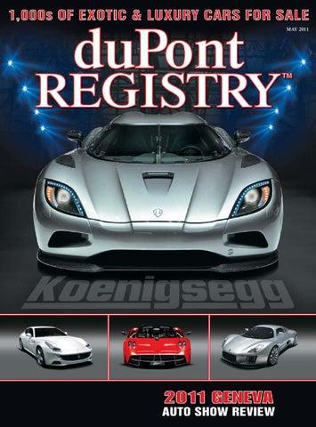 dupontregistry autos may 2011 by dupont registry issuu rh issuu com