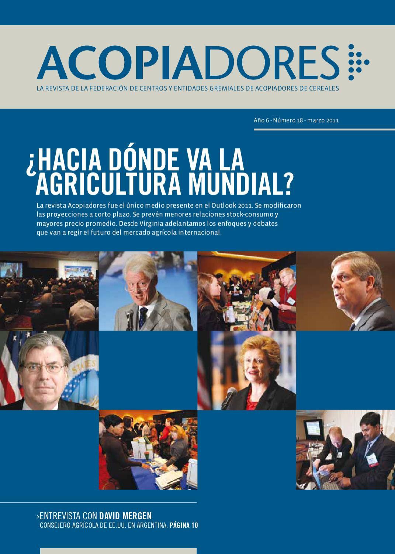 Revista Acopiadores #18 by SAVIA Comunicación - issuu