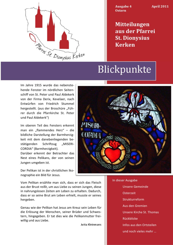 Ausgabe 4 - Ostern - April 2011 by Dionysius - issuu
