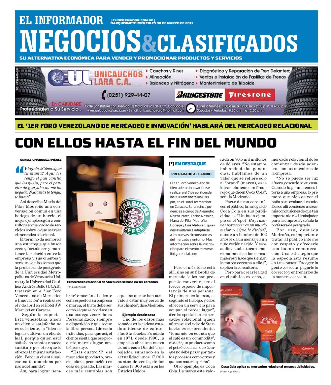 negocios y clasificados 2011 03 30 by El Informador Diario online