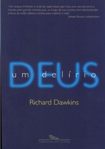 Deus, um delírio! by Décio Luiz Andrade Neto - issuu d2a33f4c6f