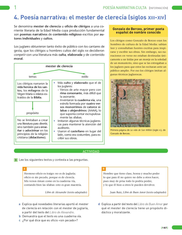Lengua Castellana y Literatura 3 (literatura) by Editorial Casals ...