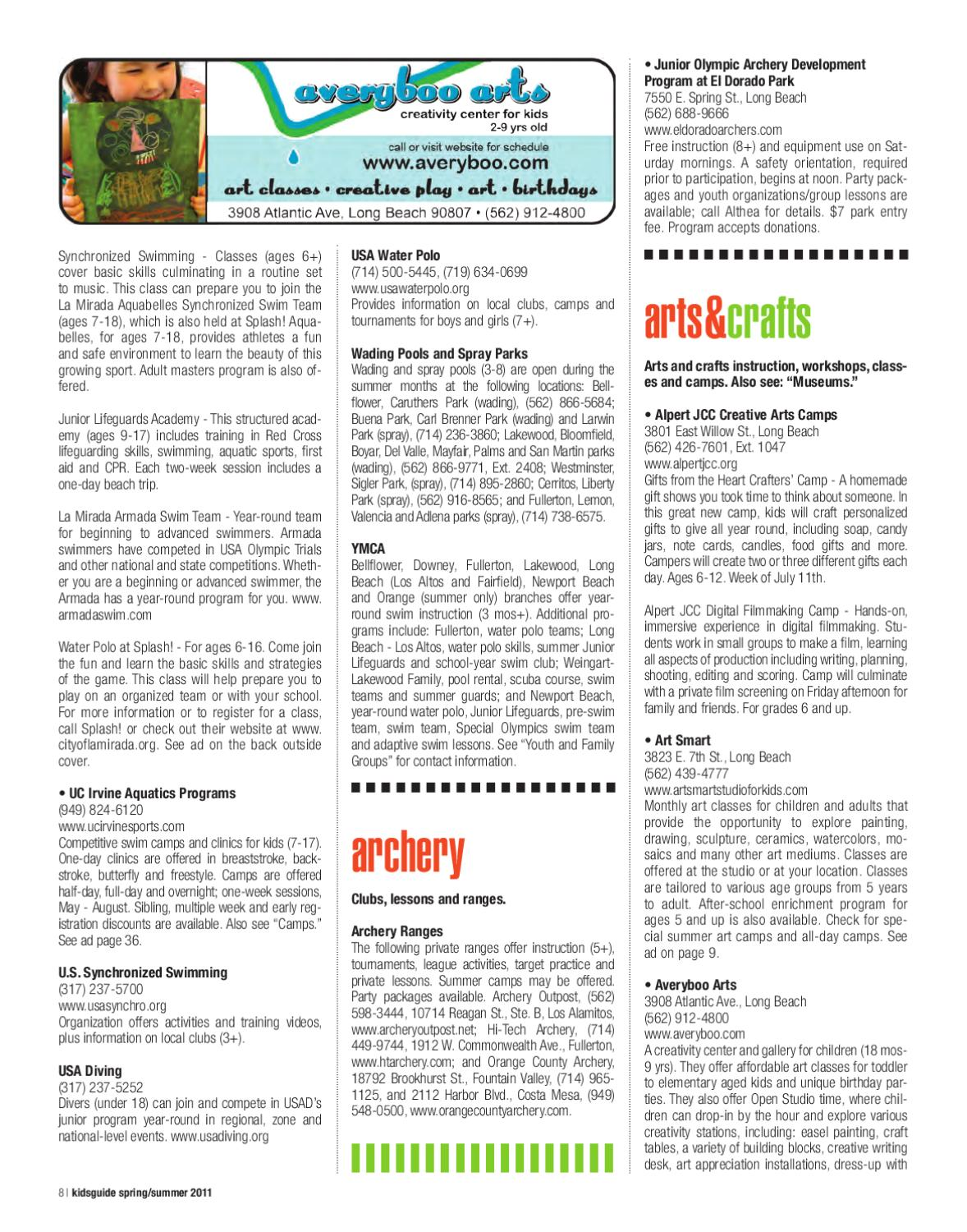 Kidsguide Spring/Summer 2011 by Kidsguide - issuu