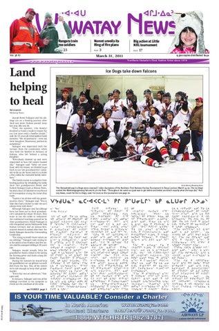 March 31 2011 by Wawatay News issuu