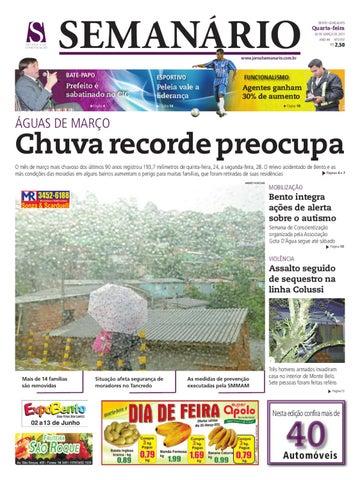 d1583d60780 30 03 2011 - JORNAL SEMANÁRIO by jornal semanario - issuu