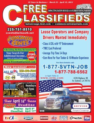 03/31/11 Common Cents Magazine