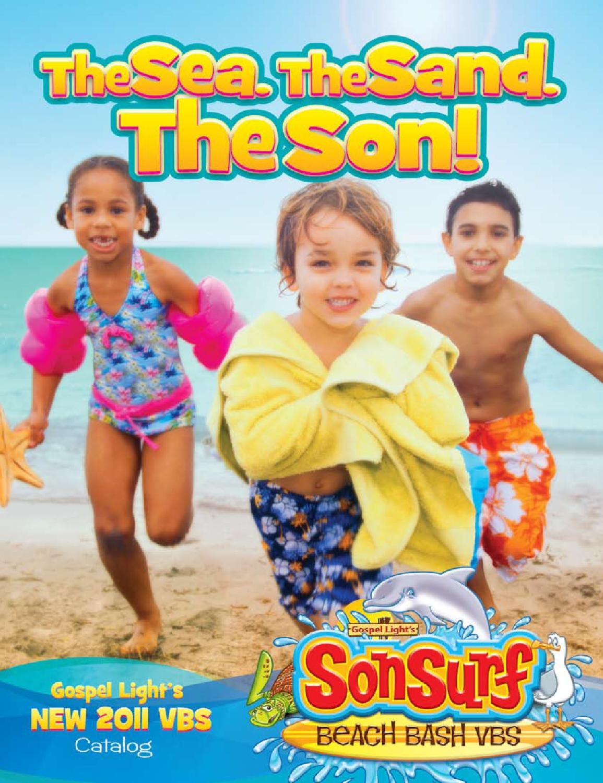 SonSurf Beach Bash VBS By David Malme   Issuu