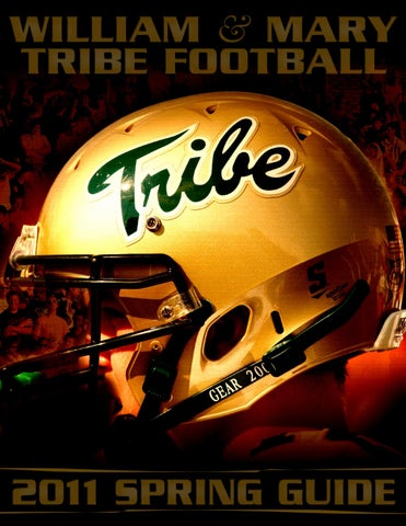3e126d099 2007 Tribe Football Media Guide by College of William and Mary - issuu