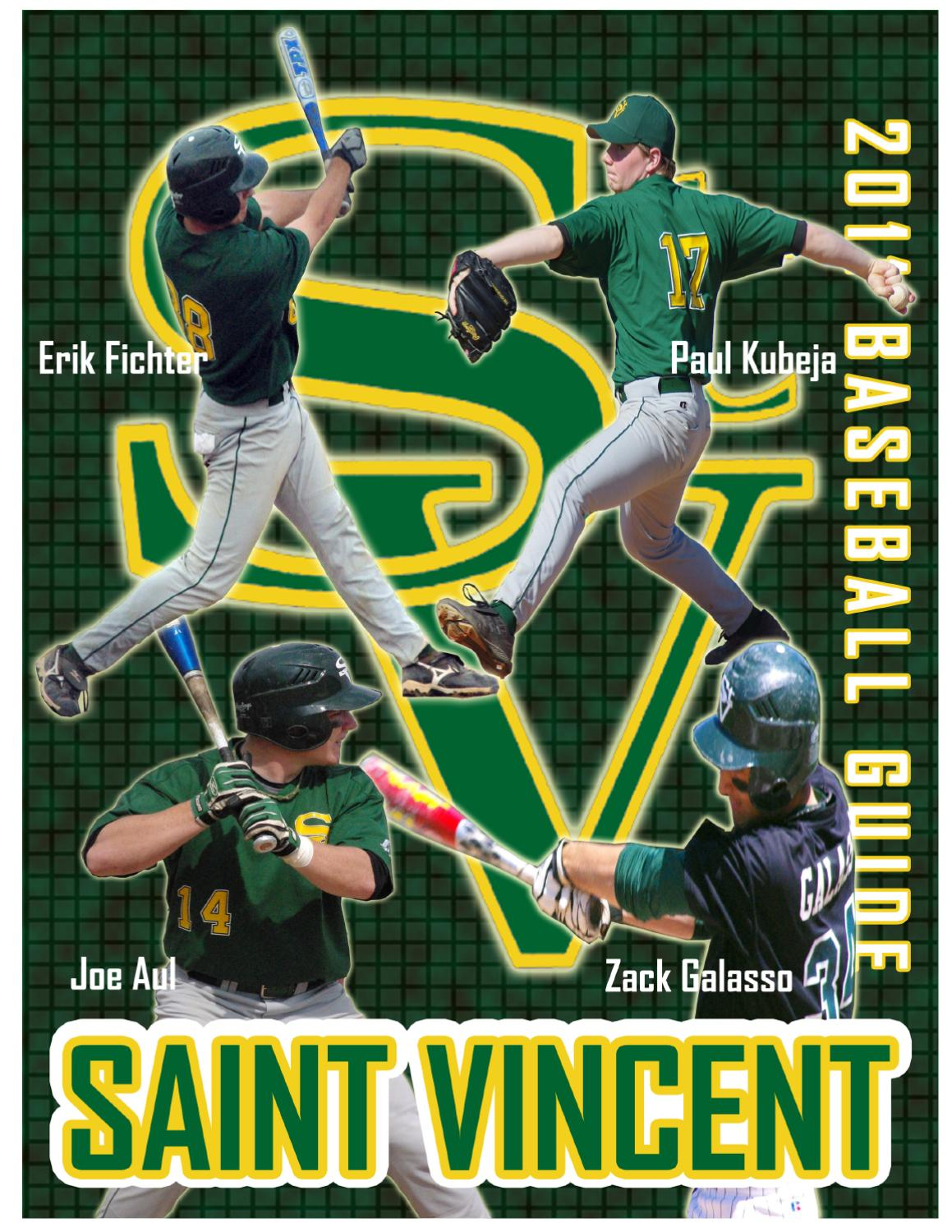 2011 Saint Vincent College Baseball Media Guide By Saint