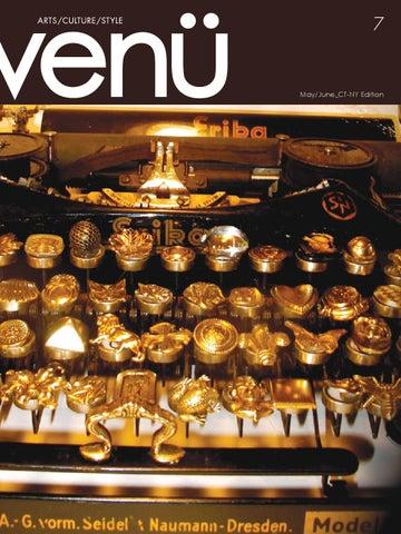 VENU Magazine  7 May June 2011 by VENÜ MAGAZINE - issuu a3135b8574bf4