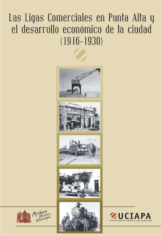 Las Ligas Comerciales en Punta Alta y el desarrollo económico de la ...